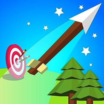 Throwing Arrow - Addicting Flying Arrows Simulator 2018: Twisty Bow And  Arrow Free Games
