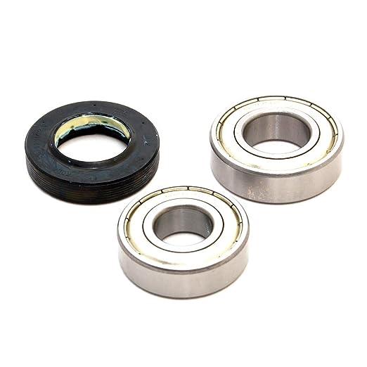 Lavadora Tambor rodamientos y retén de aceite para compatible con ...