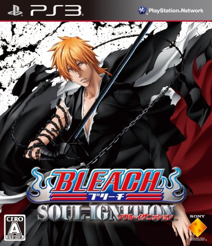 SONY BLEACH SOUL IGNITION for PS3 [Japan Import] by Sony