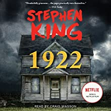 1922 Audiobook by Stephen King Narrated by Craig Wasson