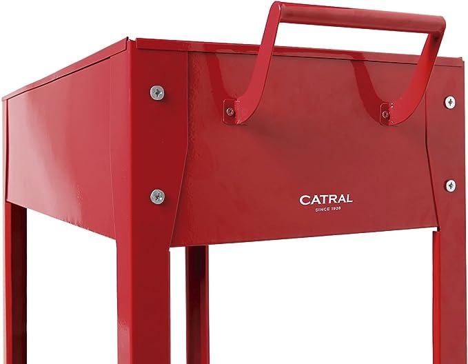 Catral 53010170 - Huerto urbano trolley, 43 x 83 x 82 cm, color ...