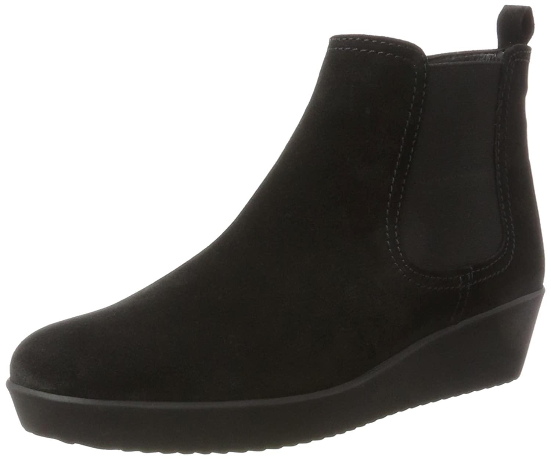 Gabor Shoes Comfort Basic, Botas Para Mujer35.5 EU Negro (47 Schwarz Micro)