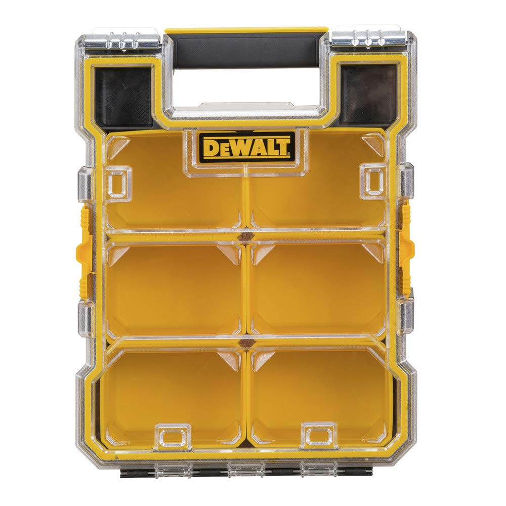 Dewalt DWST14735 Mid-Size Pro Organiser With Metal Latches STANLEY CONSUMER TOOLS