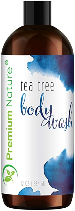 Top 5 Premium Nature Body Wash