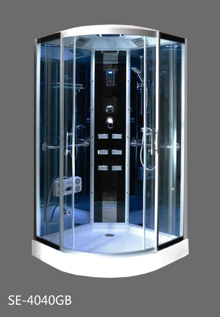 Walk-in Showers for Seniors and Handicapped S-4040GB - - Amazon.com