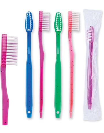 Oraline Pre-Teen Sparkle Toothbrushes - 144 per pack