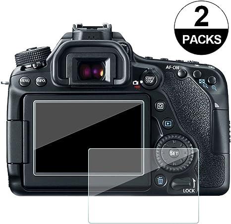 awinner cristal para para Nikon D7100 D7200 D600 D610, cámara ...