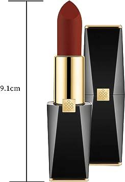 Onlyoily 6 tonos suaves de lápiz labial Sólido, coloración altamente pigmentada que proporciona una superficie mate de terciopelo,Barra de Labios ...