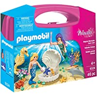 PLAYMOBIL® Magical Mermaids Carry Case Building Set