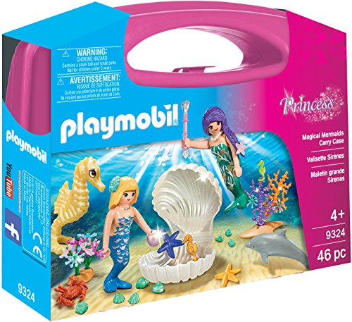 PLAYMOBIL Magical Mermaids Carry Case Building Set