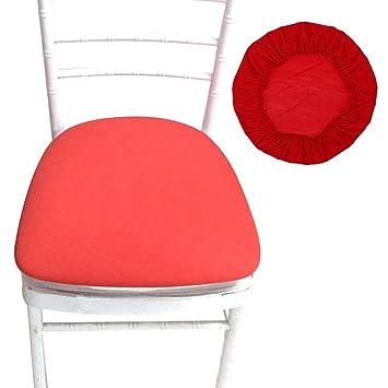 Yunt Stuhl Sitzbezüge, Abnehmbare Elastische Esszimmerstuhl Cover  Protectors Hocker Slipcovers Für Barhocker Esszimmer Patio Bürostuhl