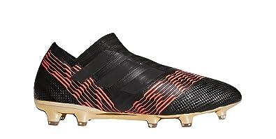 adidas Nemeziz 17+ FG Cleats CBLACK (6.5)
