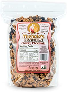product image for Michele's Granola Cherry Chocolate, 2.25 LB Bulk Bag, Gluten-Free & Non-GMO Project Certified