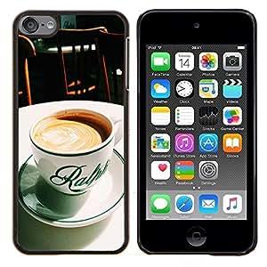 Dragon Case - FOR Apple iPod Touch 6 6th Generation - Time to relax - Caja protectora de pl??stico duro de la cubierta Dise?¡Ào Slim Fit
