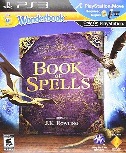 Harry Potter Book Release Dates Timeline ~ Wonderbook book of spells playstation countdown