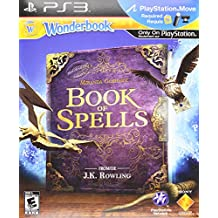 Book of Spells W/Wonderbook - PlayStation 3