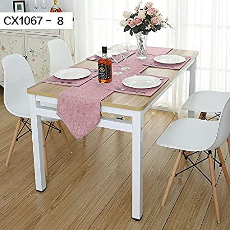 Charming Modern Minimalist Style Desk Flag Garden City Of The Nordic Dining Table  Cloth Modern Universal Fashion