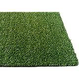 Zen Garden Grass Rug with Drainage Holes, 6'x 4'