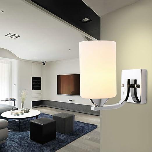 XIANSOUHU Moderno minimalista soggiorno camera da letto lampada da ...