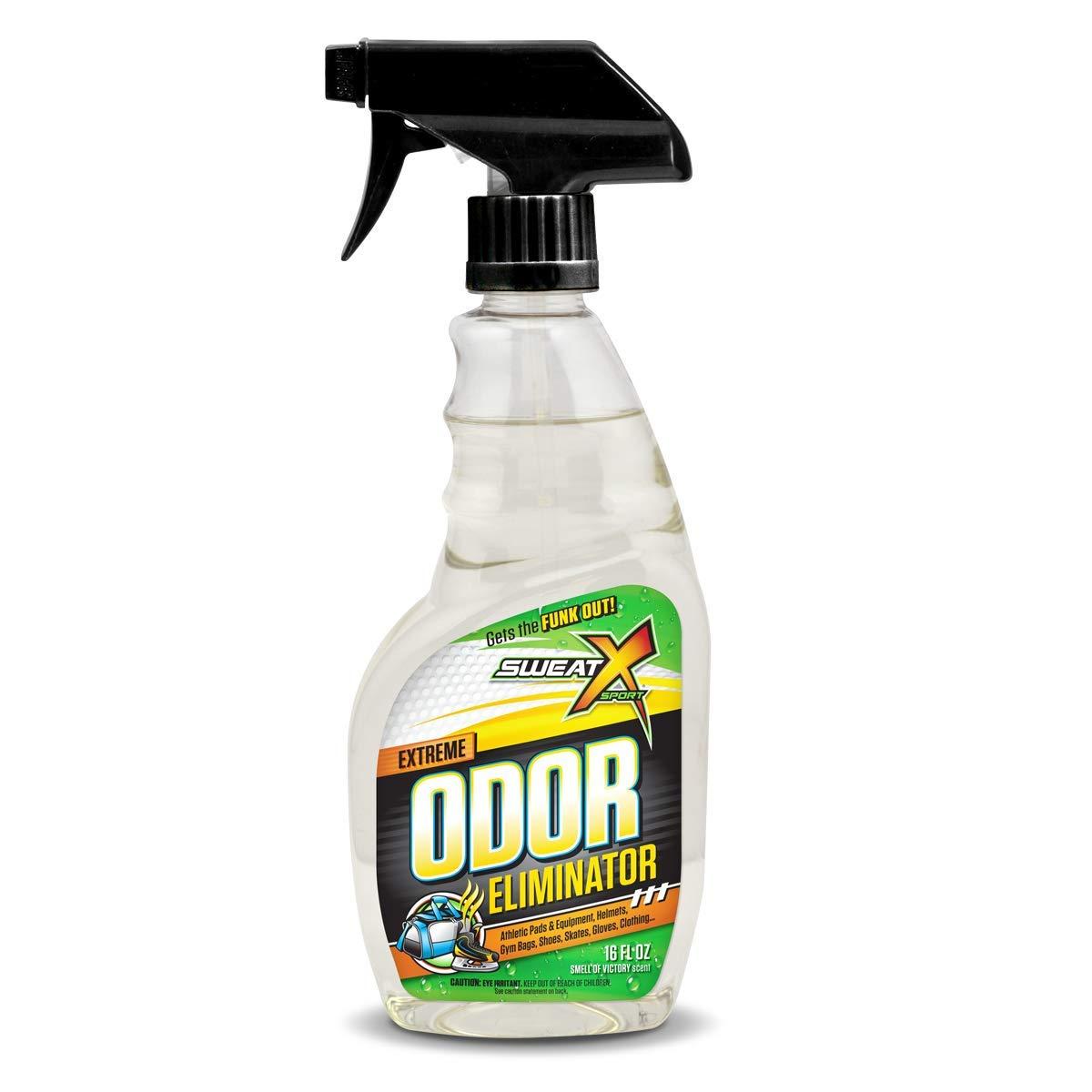 fa10db9a415a Amazon.com  Sweat X Sport Extreme Odor Eliminator Spray ...
