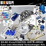 Turbo Kit D Series Honda Civic Del Sol DOHC D15 D16 88-00
