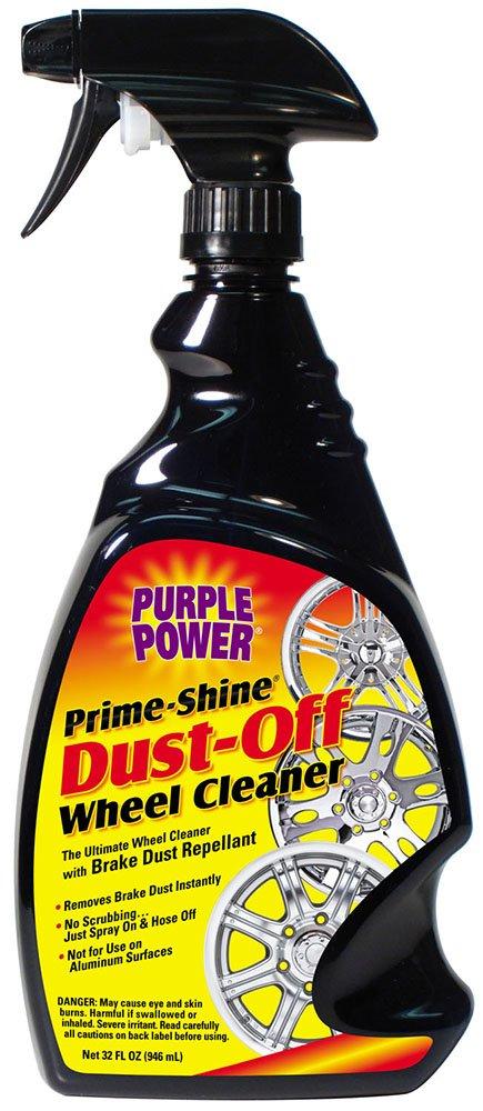 Purple Power (5032PS) Prime-Shine Dust-Off Wheel Cleaner - 32 oz.