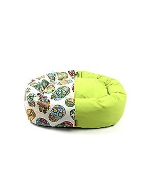 ThePetLover - Donut Calaveras para Perros: Amazon.es: Productos para mascotas