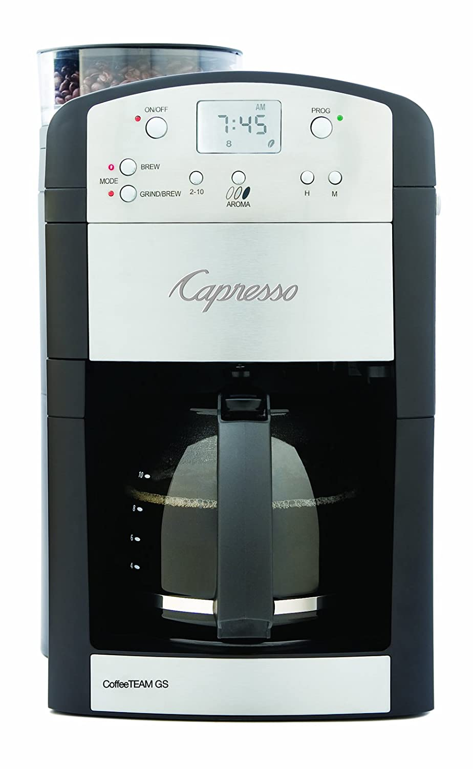 Capresso Coffee Team