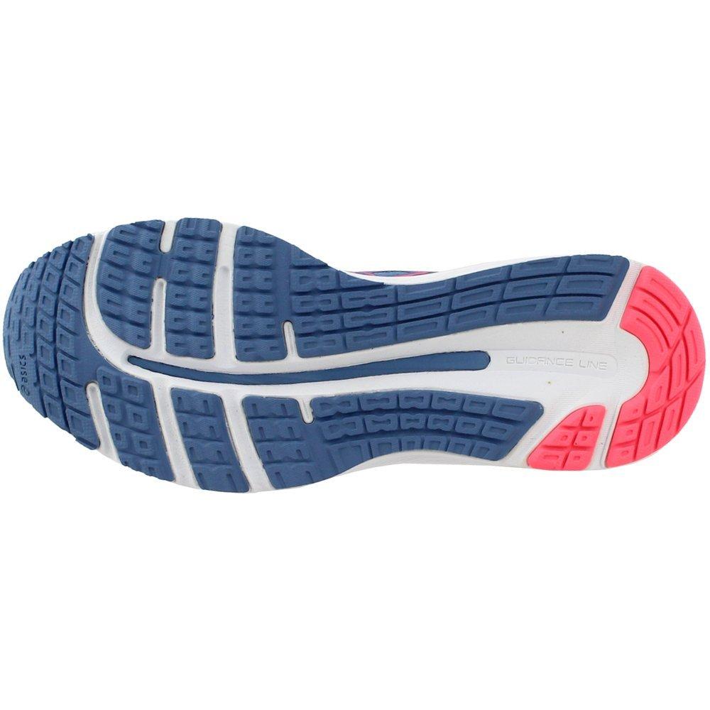 ASICS Women's GEL-Cumulus 20 Running Shoe B077TZ2M7H 12 D US|Azure/Blue Print