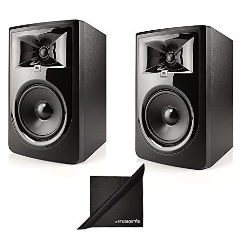 top 10 best studio monitor speakers 2019 ultimate reviews. Black Bedroom Furniture Sets. Home Design Ideas