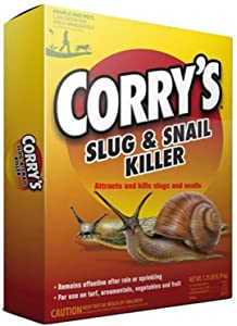 Corry's 100511427 Slug and Snail Killer, 1.75 lb
