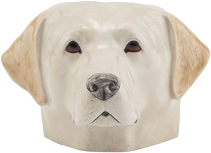 Black Labrador Dog Face Egg Cup By Quail Ceramics Looks Good With Or Without Egg