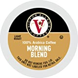 Victor Allen's Coffee K Cups, Morning Blend Single Light Roast Coffee, 42 Count, Keurig 2.0 Brewer Compatible