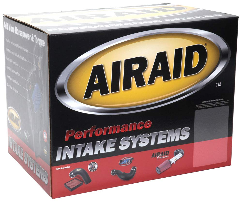 Airaid 401-249 SynthaMax Dry Filter Intake System AIR-401-249
