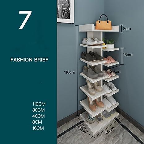 LFF Piccola scarpiera alla porta, semplice spazio domestico economia ...