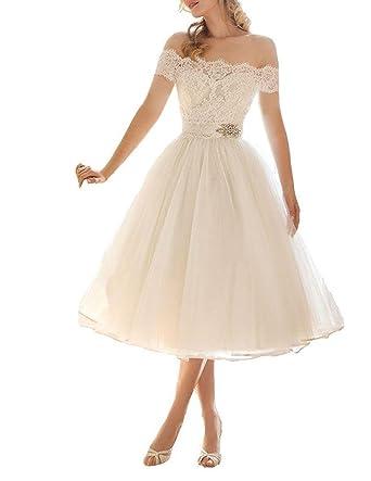 Short Formal Wedding Dresses