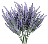 1.Material:plastic branch with flocking;2.Color:purple;3.Size: total lenght about 1.15 feet;4.Quantity: 4 bundles flowers;5.Note:If you want to have a beautiful table arrangment, pls buy more than 2 lots.And we also have vase,you can buy them...