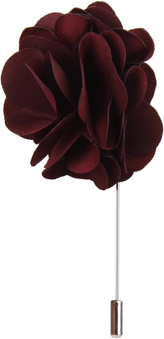 Winomo Boutonniere Stick de la solapa Pin de corbata broche para ...
