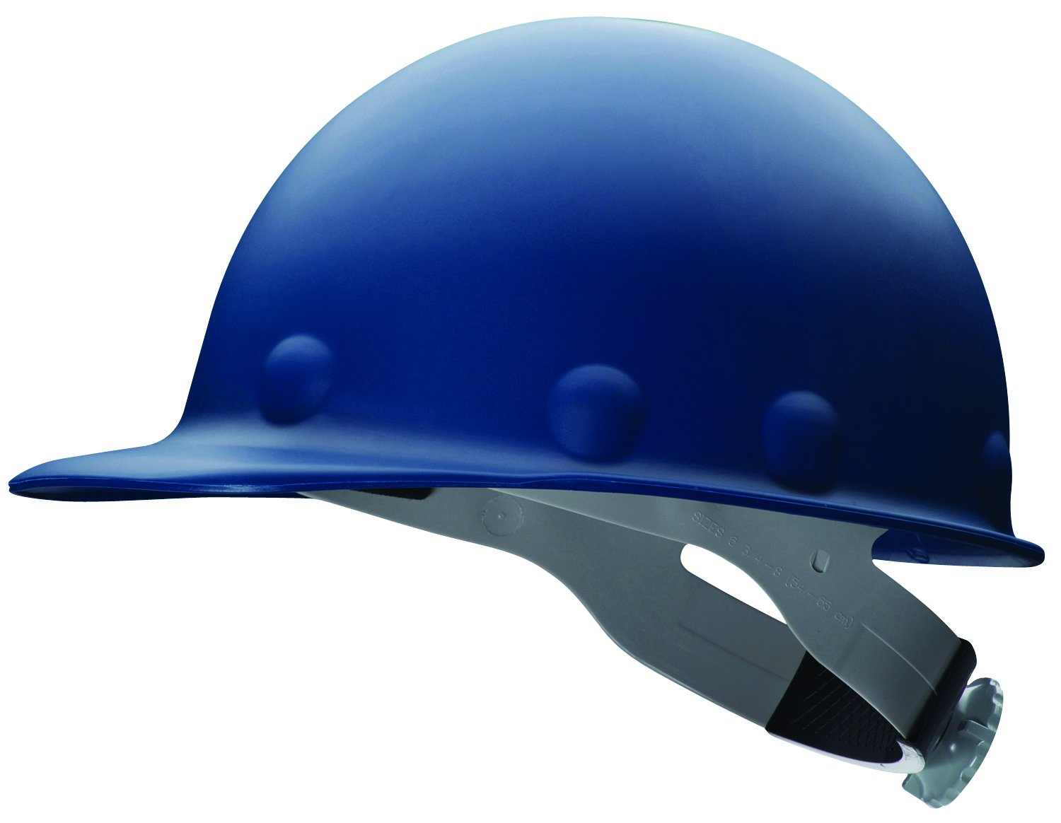 Honeywell Fibre-Metal P2A Hard Hat with 8-Point Ratchet Suspension ...