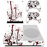 XBOX ONE S VINYL SKIN BLOODSTAIN STYLISH DESIGN 1 For Sale