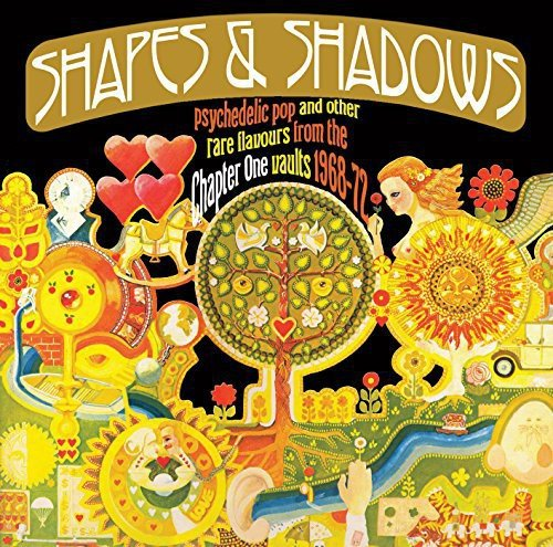 Rare Shape - Shapes & Shadows: Psychedelic Pop And Other Rare Flavours From The Chapter One Vaults 1968-72 /  Various Artists