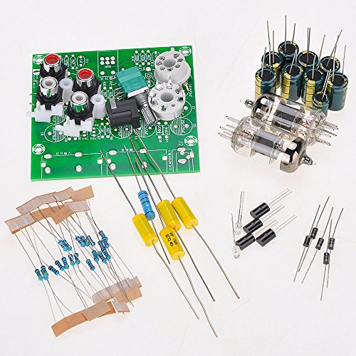 Lysignal Fever 6J1 Tube Amplifiers Board Preamplifier - Import It All