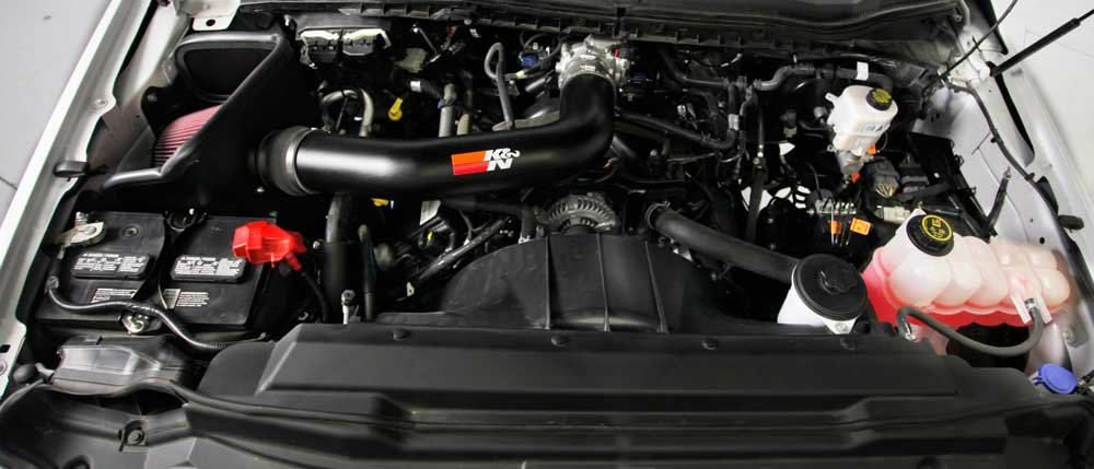 K/&N 77-2588KTK Performance Air Intake System