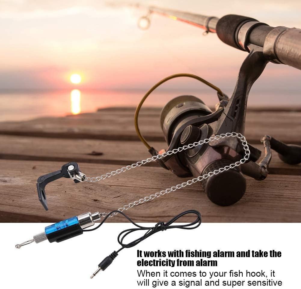 Carp Fishing Bite Alarm Swinger Hanger LED Bite Indicator Fishing Tackle