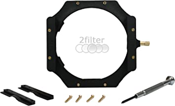 Lee Filters 77mm Wide Angle Adapter Ring To Fit Foundation Kit and LEE100 Holder