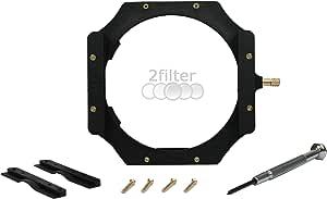 "Lee Filters Foundation Kit Filter Holder System (4"" Holder Requires Ring Adapter"