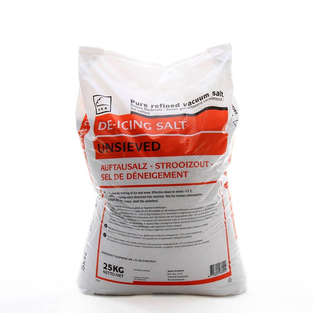 Streusalz - Sal de deshielo (25 kg) buri