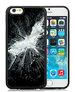 Beautiful Designed Cover Case With Batman 12 Black Phone Case for iPhone 6 4.7 inch