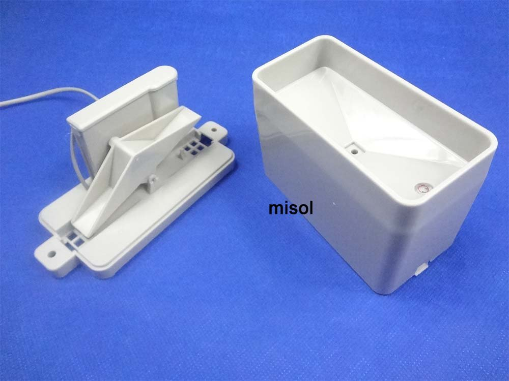MISOL 1 PCS of Spare part for weather station, for rain meter, to measure the rain volume, for rain gauge/Ricambio per stazione meteo, per la pioggia metro, per misurare il volume di pioggia, per il pluviometro