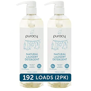 Amazon.com: Puracy, Jabón líquido natural para ...